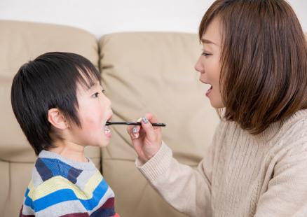 子どものむし歯の特徴