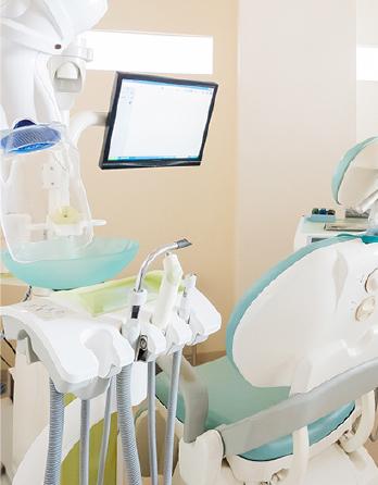 良い時も、もしもの時も通いたいと思っていただける歯科を目指して